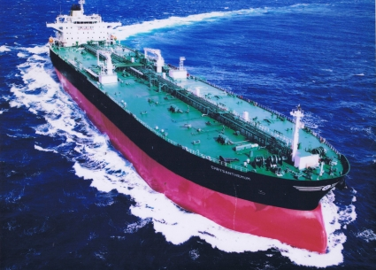 105,000 MT Coated Aframax Tanker